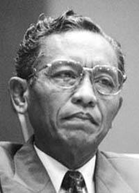 Professor Mubyarto